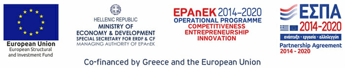 Co-financed by Greece and the European Union
